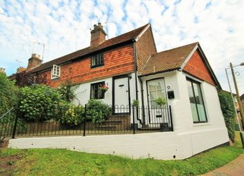 Thumbnail 2 bed terraced house to rent in Lower Green Road, Tunbridge Wells