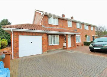 Thumbnail 8 bed semi-detached house for sale in Honister Gardens, Stanmore