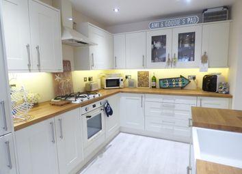 Thumbnail 2 bed maisonette to rent in Saxonhurst Road, Bournemouth