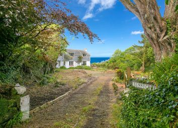 Thumbnail 4 bed detached house for sale in Trenwith Lane, St. Ives, Cornwall