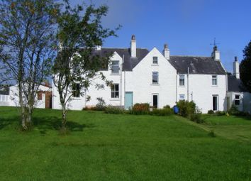 Thumbnail 5 bed detached house for sale in Leswalt, Stranraer