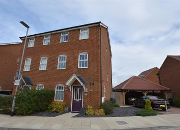 Thumbnail 3 bed semi-detached house for sale in Park View, Ebbsfleet Valley, Swanscombe