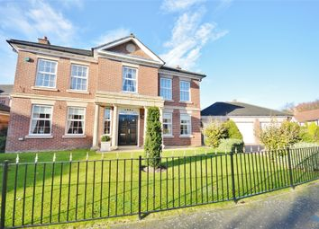 Thumbnail 5 bed detached house for sale in Bramhall Drive, High Generals Wood, Washington, Tyne & Wear.