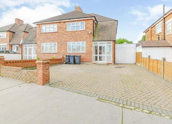 Thumbnail 3 bed semi-detached house for sale in Bridle Road, Croydon
