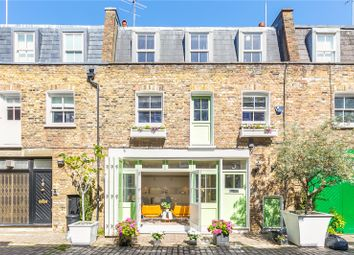 Thumbnail 3 bed mews house for sale in Southwick Mews, Paddington, London