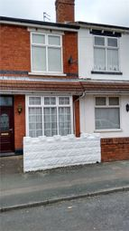 Thumbnail 3 bed terraced house for sale in Coleman Street, Wolverhampton, West Midlands