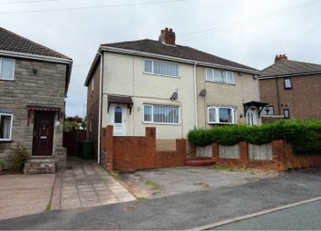 Thumbnail 3 bed semi-detached house for sale in Fieldhouse Road, Cannock