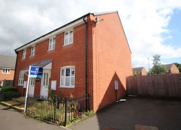 Thumbnail 3 bed semi-detached house for sale in Fylde Lane, Gorton, Manchester