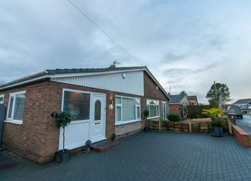 Thumbnail 3 bed bungalow for sale in Denbigh Drive, Shaw, Oldham
