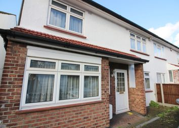 Thumbnail 3 bed semi-detached house to rent in Howcroft Crescent, Finchley Central