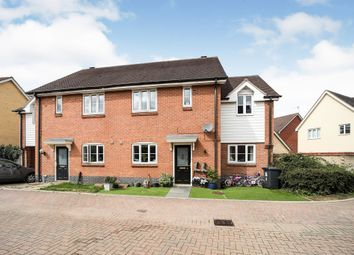 Thumbnail 3 bedroom semi-detached house for sale in Mill Quern, Highfields Caldecote, Cambridge