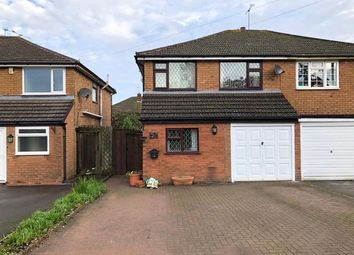 3 bed semi-detached house for sale in Station Road, Wythall, Birmingham B47