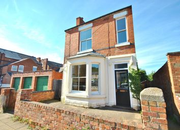 Thumbnail 3 bed detached house to rent in Glebe Road, West Bridgford