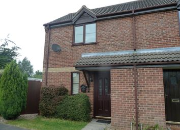 Thumbnail 1 bed end terrace house to rent in Alexander Drive, Louth