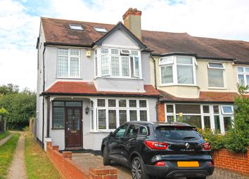 4 bed semi-detached house to rent in Stoneleigh Avenue, Stoneleigh, Epsom, Worcester Park KT4