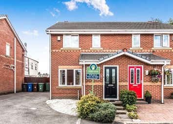Thumbnail 3 bed semi-detached house for sale in Alder Close, Bury