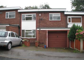 Thumbnail 3 bed town house to rent in Park Close, Swinton, Mexborough