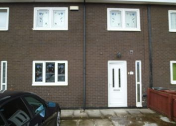 Thumbnail 4 bed terraced house to rent in For Rent, Rutherglen Way, Monsall, Manchester
