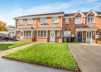 Thumbnail 3 bed terraced house for sale in Stone Meadow, Keresley End, Coventry
