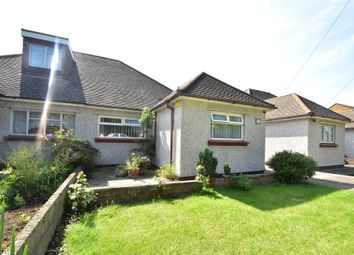 Thumbnail 2 bed semi-detached bungalow for sale in Meadow Way, Dartford, Kent