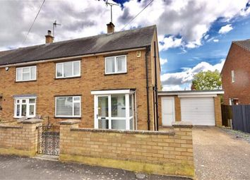 Thumbnail 3 bed semi-detached house for sale in Glaister Place, Kettering