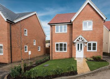 Thumbnail 4 bed detached house for sale in Harvest Close, Aylesbury