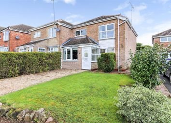 Thumbnail 3 bed semi-detached house for sale in Winchester Way, Ashby-De-La-Zouch