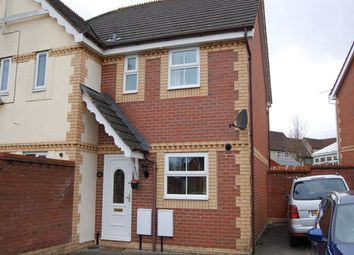 Thumbnail 2 bed semi-detached house to rent in Sunningdale Drive, Warmley, Bristol