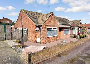 3 bed semi-detached bungalow for sale in Oxford Close, Gravesend, Kent DA12