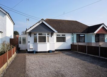Thumbnail 2 bed bungalow for sale in St. John's Road, Swalecliffe