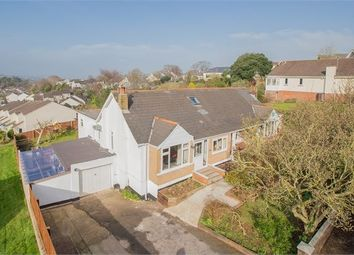 Thumbnail 4 bed semi-detached bungalow for sale in Veille Lane, Shiphay, Torquay, Devon.