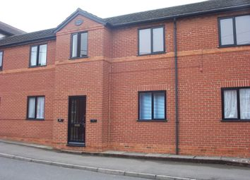 Thumbnail 1 bed flat to rent in Grove Road, Thrapston