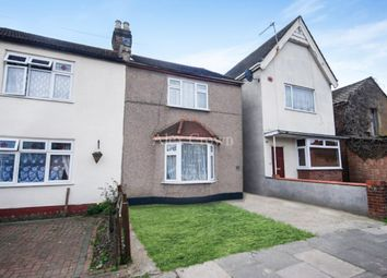 Thumbnail 3 bed semi-detached house for sale in Riley Road, Enfield