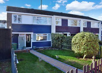 Thumbnail 3 bed end terrace house for sale in Gainsborough Avenue, Kintbury, Berkshire