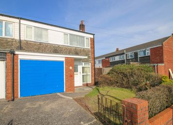 Thumbnail 3 bed end terrace house for sale in Grange Road, Fleetwood