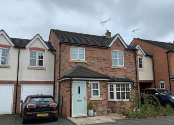 Thumbnail 5 bed link-detached house to rent in Briarswood, Biddulph, Stoke-On-Trent