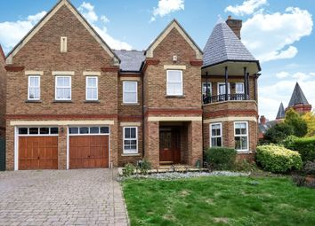 Thumbnail 7 bed detached house for sale in Clarence Gate, Woodford Green, Essex