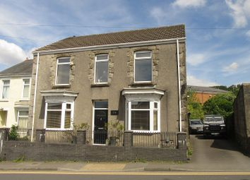 Thumbnail 3 bedroom detached house to rent in Birchgrove Road, Birchgrove, Swansea.