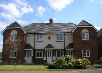 Thumbnail 2 bedroom flat to rent in Chambers Way, Biggleswade