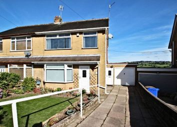 Thumbnail 3 bed semi-detached house for sale in Chatsworth Drive, Norton In The Moors, Stoke-On-Trent