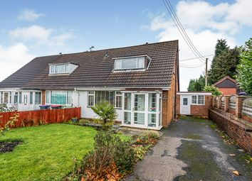 Thumbnail 2 bed semi-detached house for sale in St. Georges Road, Donnington, Telford, Shropshire