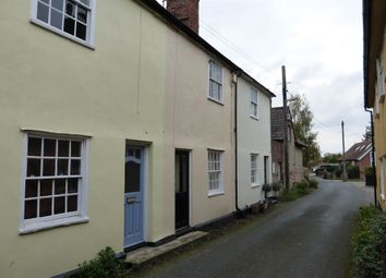 Thumbnail 2 bedroom terraced house for sale in Liston Lane, Long Melford, Sudbury