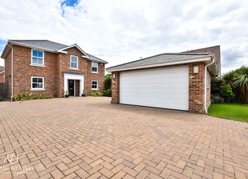 Thumbnail 4 bed detached house for sale in Mersea Road, Langenhoe, Colchester