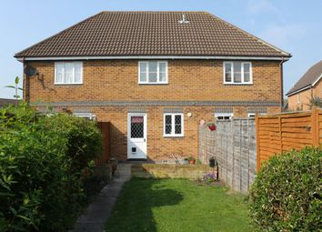 Thumbnail 2 bed property to rent in Orwell Drive, Didcot