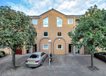Thumbnail 5 bed terraced house to rent in Cyclops Mews, Canary Wharf, Isle Of Dogs
