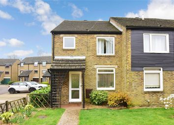 Thumbnail 4 bed end terrace house for sale in Bazes Shaw, New Ash Green, Longfield, Kent