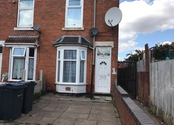 Thumbnail 3 bed terraced house for sale in Brunswick Place, Birmingham