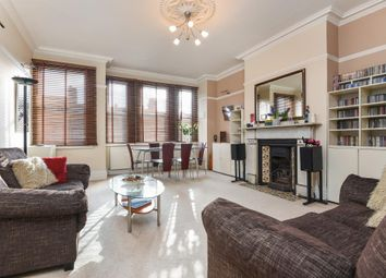 Thumbnail 4 bed flat for sale in Burrard Road, West Hampstead