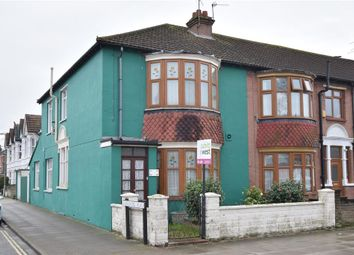 Thumbnail 2 bed terraced house for sale in Kirby Road, Portsmouth, Hampshire
