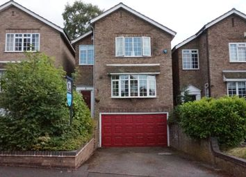 Thumbnail 4 bed detached house for sale in Ridgewood Drive, Four Oaks, Sutton Coldfield